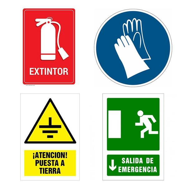 Las señales de seguridad: diseño